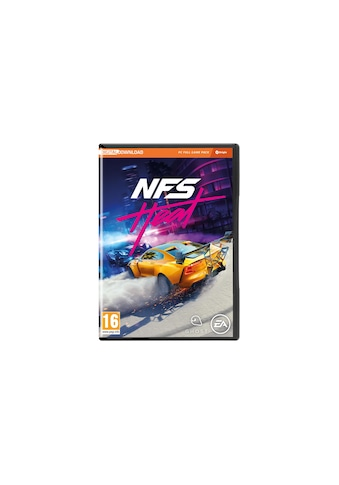 Electronic Arts Spiel »Need for Speed Heat (Code in a Box)«, PC, Standard Edition kaufen