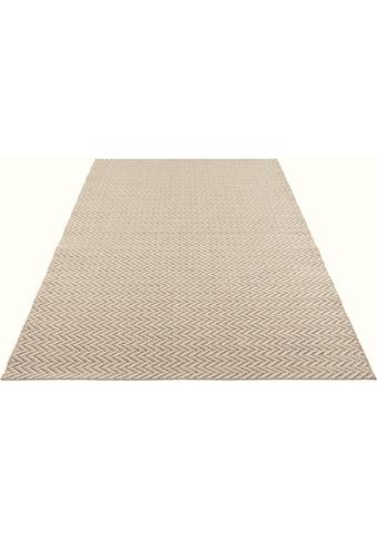 ELLE Decor Teppich »Caen«, rechteckig, 8 mm Höhe, In- und Outdoor geeignet, Wohnzimmer kaufen