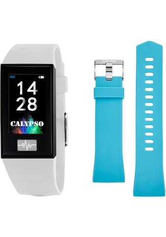 CALYPSO WATCHES Smartwatch »Smartime, K8500/1«, ( Mit Wechselarmband) kaufen