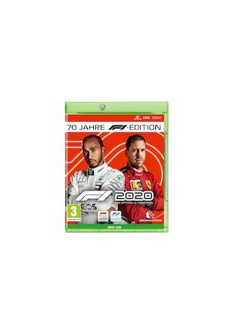 F1 2020  -    70 Jahre F1 Edition, GAME kaufen