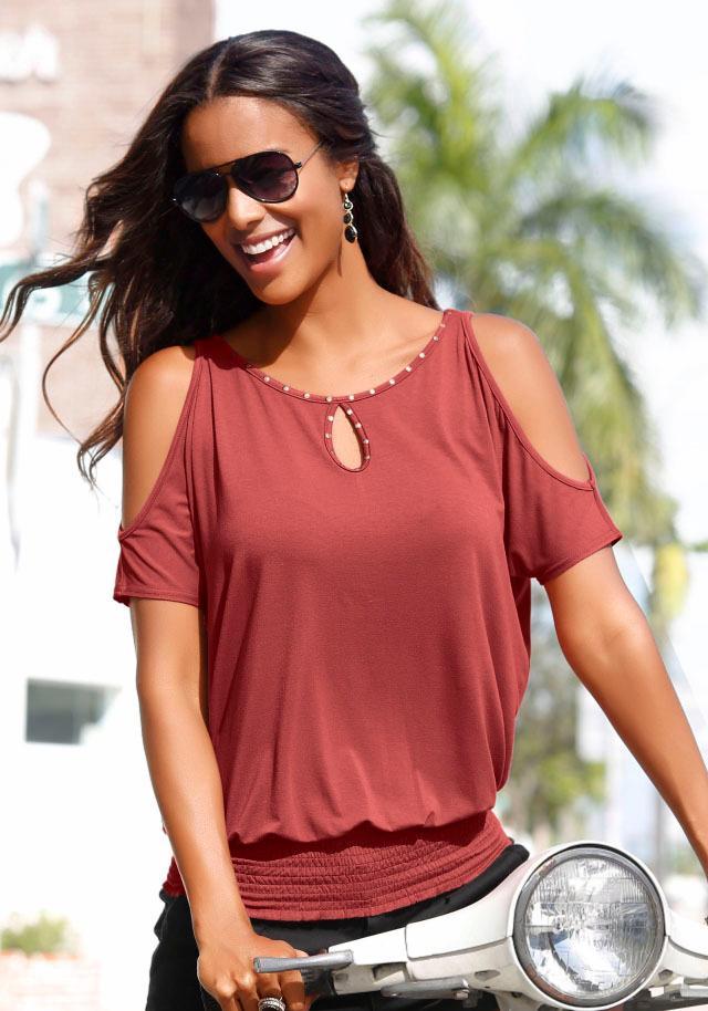 best quality famous brand shop best sellers LASCANA Strandshirt