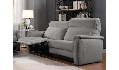 ATLANTIC home collection 2-Sitzer »Stefan«, mit einer Relaxfunktion, Taschenfederkern und eleganten Ziernähten kaufen