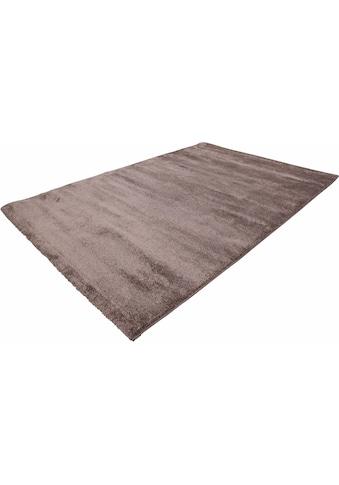 LALEE Teppich »Softtouch 700«, rechteckig, 22 mm Höhe, pastell Farben, Wohnzimmer kaufen