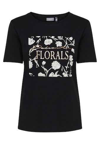 b.young T - Shirt »BYSAMIA FLORAL TSHIRT« kaufen