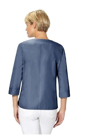 Casual Looks Bluse mit 3/4 - lange Ärmel kaufen
