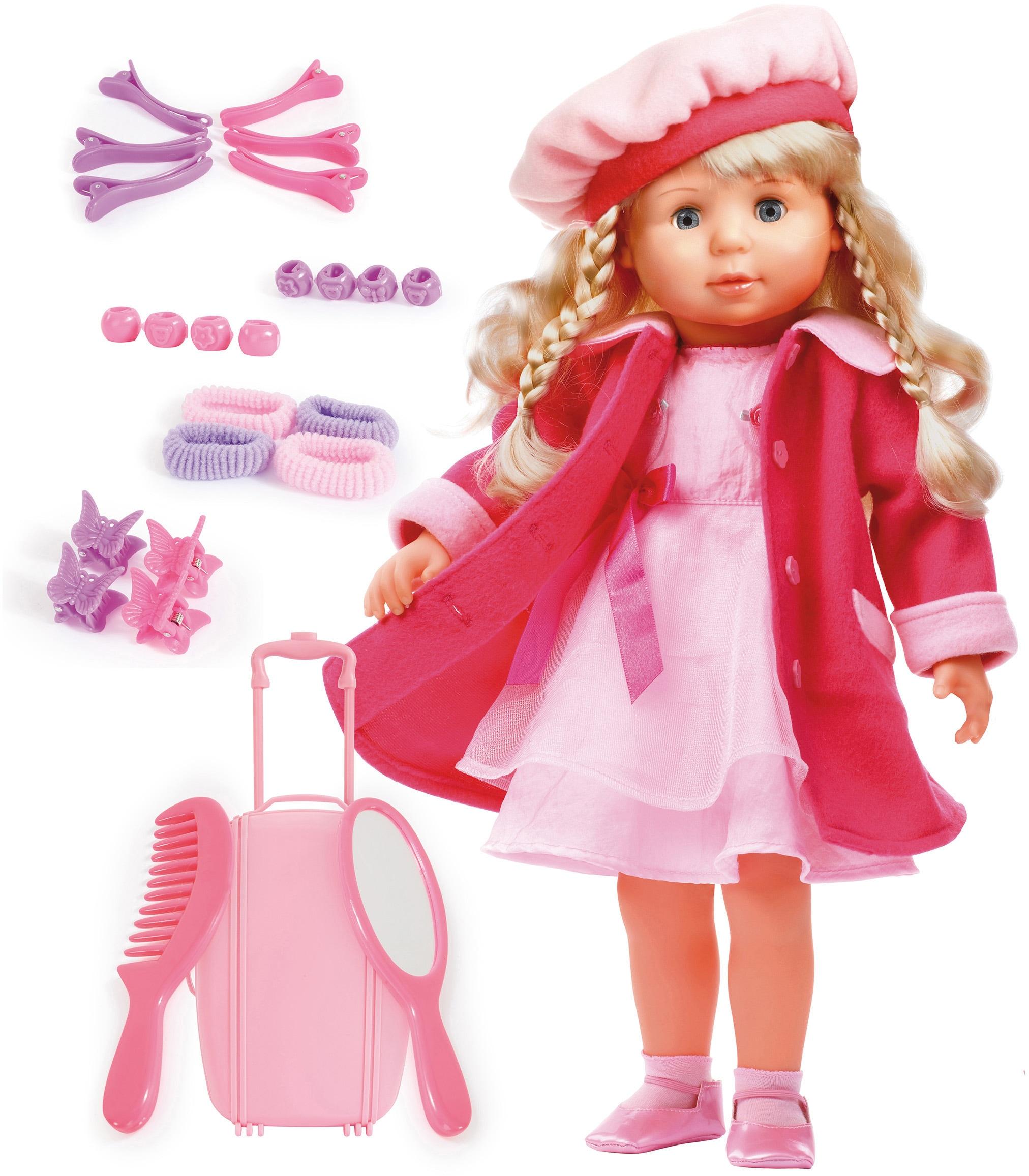 "Image of Bayer Babypuppe ""Charlene"" (Set, 5-tlg.)"