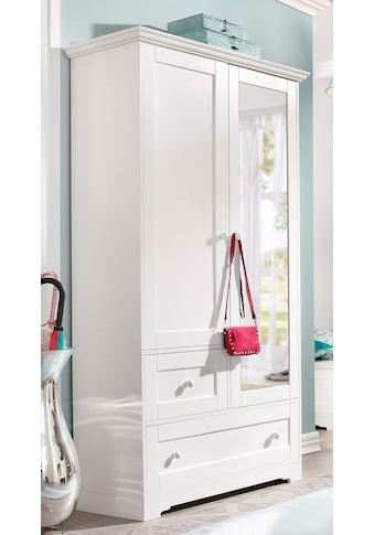 Home affaire Garderobenschrank »Lourdes« acheter