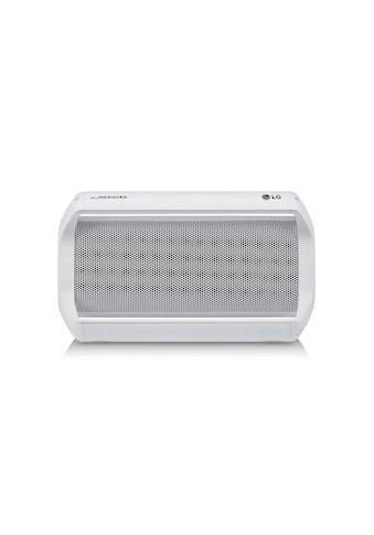 LG Bluetooth-Speaker »PK5W Weiss« kaufen