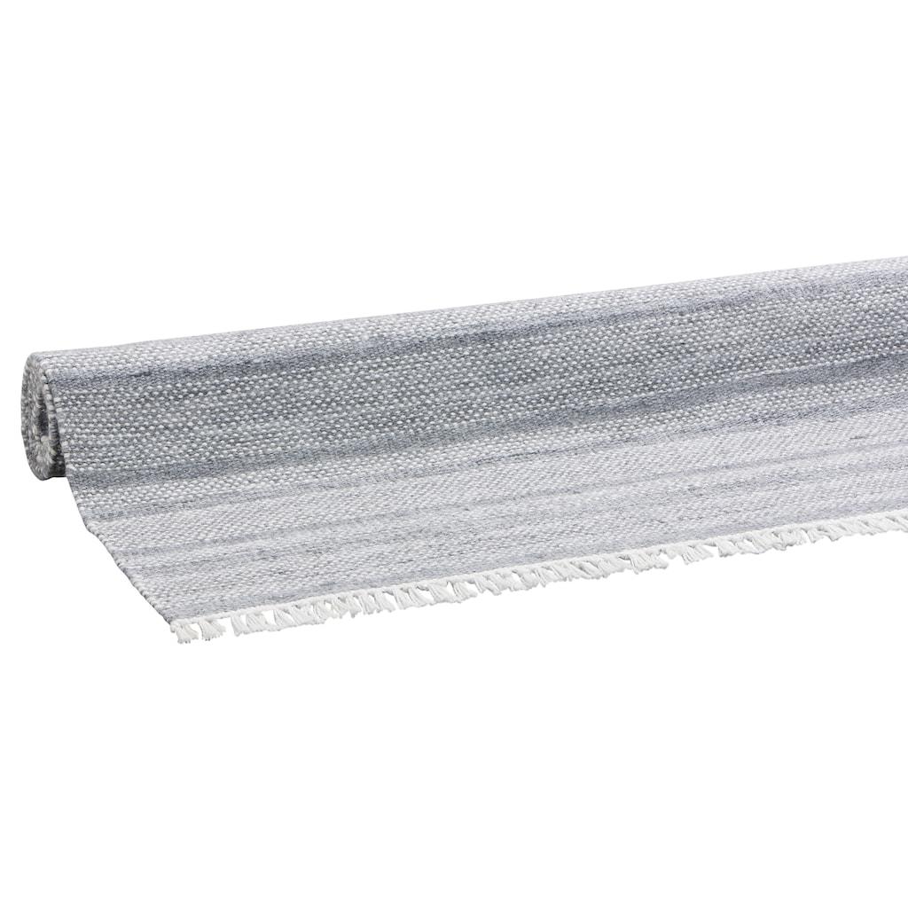 andas Teppich »Einar«, rechteckig, 4 mm Höhe, In-und Outdoorgeeignet, Wohnzimmer