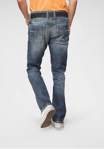 CAMP DAVID Straight - Jeans »NI:CO:R611« kaufen