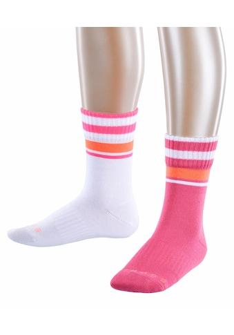 Esprit Socken »Sport Rib 2-Pack«, (2 Paar), in hochwertiger Rippstruktur kaufen