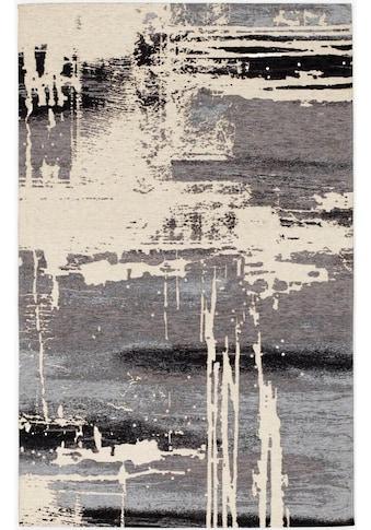 OCI DIE TEPPICHMARKE Teppich »Diana Unis«, rechteckig, 5 mm Höhe, Wohnzimmer kaufen