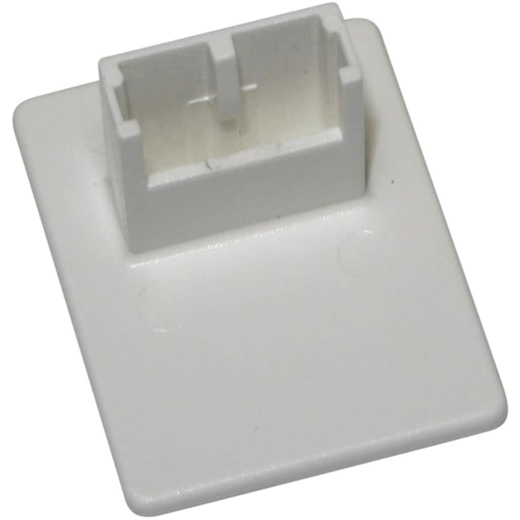 GARDINIA Klebeträger, (Set, 4 St.), für Easyfix Plissees
