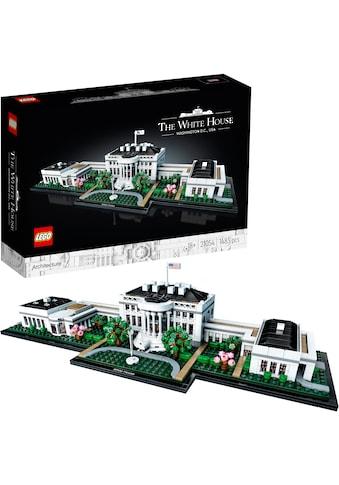 LEGO® Konstruktionsspielsteine »Das Weisse Haus (21054), LEGO® Architecture«, (1483... kaufen