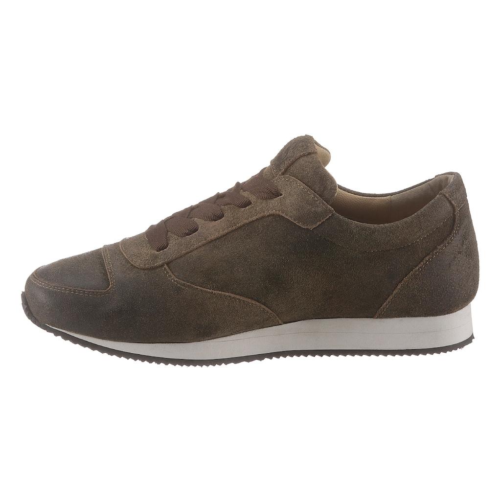 Spieth & Wensky Sneaker, mit Herzapplikation