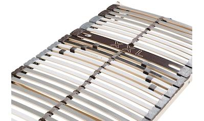 Lattenrost, »Universal LR - K H4«, Beco, Kopfteil manuell verstellbar kaufen