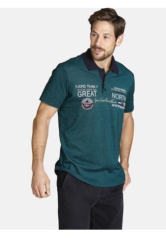 Jan Vanderstorm Poloshirt »SIMO« kaufen