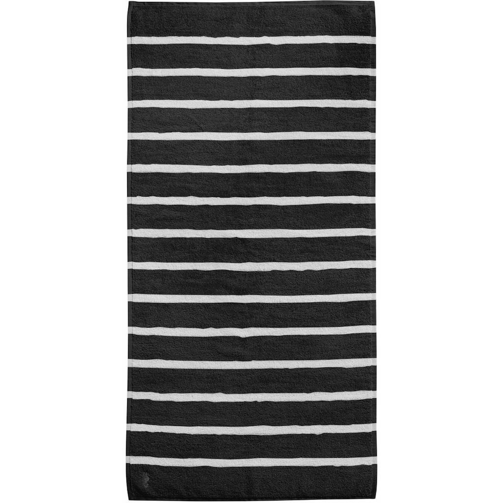Seahorse Badetuch »Menton«, (1 St.), mit dezenten Streifen