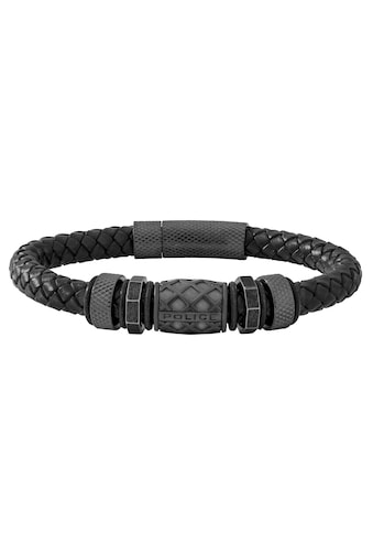Police Armband »LONGFORD, PJ26458BLB.01« kaufen