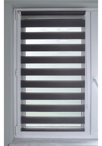 Doppelrollo »Sola«, Kutti, Lichtschutz, ohne Bohren, freihängend kaufen