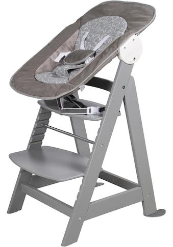 roba® Hochstuhl »Treppenhochstuhl 2-in-1 Set Miffy, Born Up«, mit Neugeborenen-Aufsatz kaufen