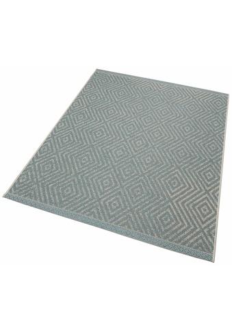 freundin Home Collection Teppich »Sea«, rechteckig, 4 mm Höhe, In- und Outdoor geeignet, Wohnzimmer kaufen