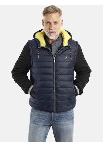 Jan Vanderstorm Outdoorjacke »SONDRE«, mit eingesetzem Strickärmel kaufen