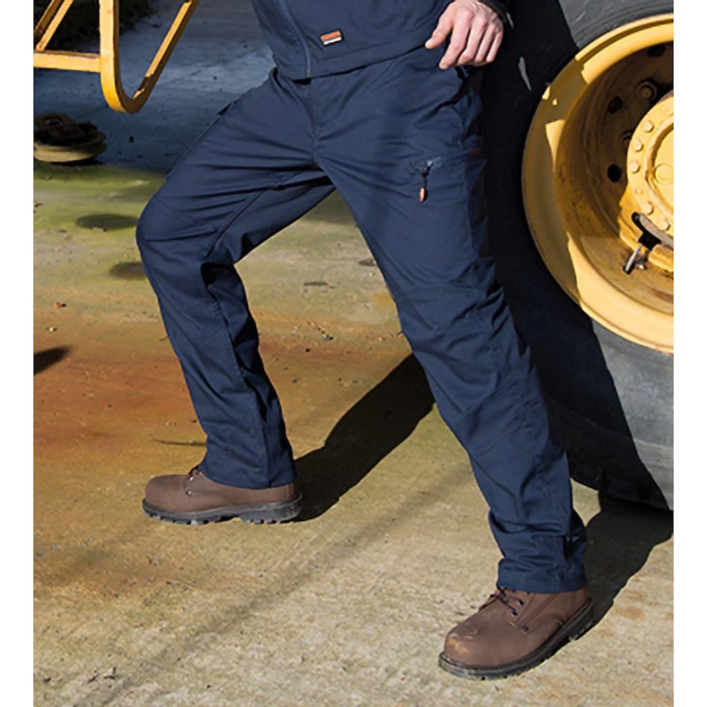 Result Funktionshose »Herren Stretch-Arbeitshose, Beinlänge 81 cm«