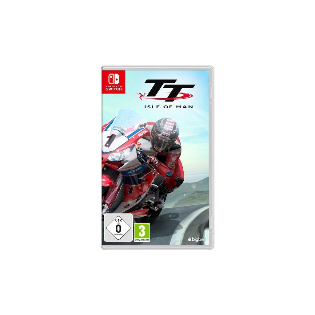 BigBen Spiel »TT Isle of Man«, Nintendo Switch, Standard Edition