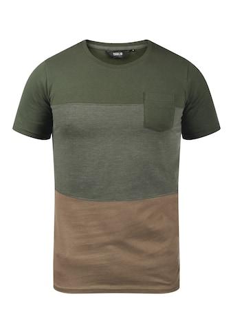 Solid Rundhalsshirt »Mingo«, T-Shirt kaufen