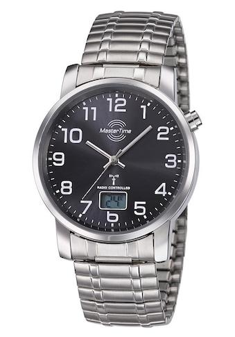 MASTER TIME Funkuhr »MTGA - 10308 - 22M« acheter
