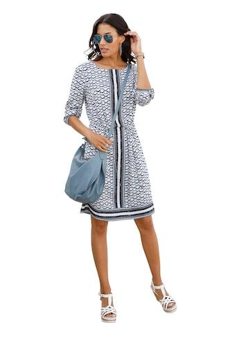 Classic Inspirationen Kleid mit Durchzugsband in der Taillie kaufen