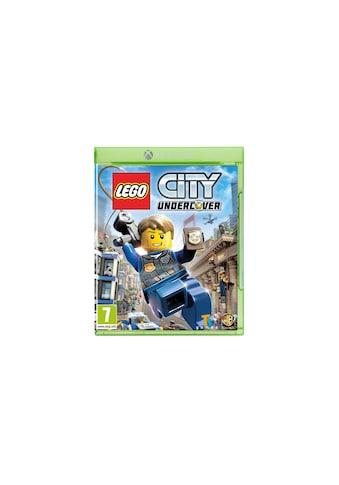 LEGO City Undercover, WARNER BROS. INTERACTIVE kaufen