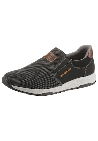 Rieker Slip-On Sneaker, mit praktischen Stretcheinsätzen kaufen