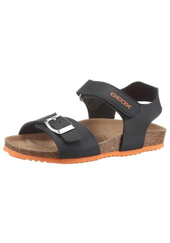 Geox Kids Sandale »GHITA BOY«, mit Softfussbett kaufen