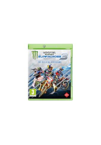 Monster Energy Supercross 3, GAME kaufen