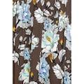 Laura Scott Jerseykleid, floral bedruckt in aktueller Midilänge