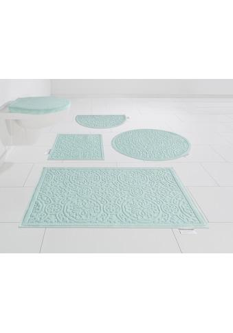 Badematte »Garden Pastels«, Guido Maria Kretschmer Home&Living, Höhe 3 mm, fussbodenheizungsgeeignet kaufen