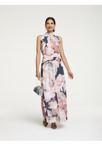 Abendkleid mit Raffung kaufen