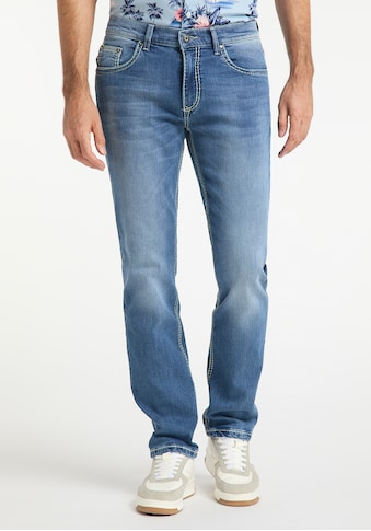 Pioneer Authentic Jeans Regular - fit - Jeans »RANDO HANDCRAFTED Megaflex« kaufen
