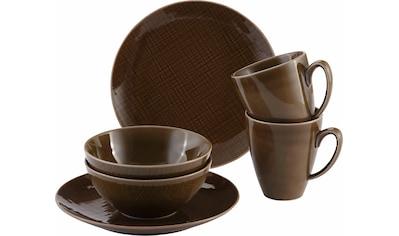 """Alexander Herrmann Frühstücks - Set """"MIX"""" (6 - tlg.), Porzellan kaufen"""
