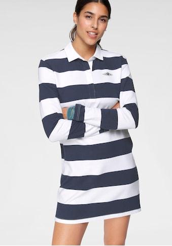 TOM TAILOR Polo Team Shirtkleid kaufen