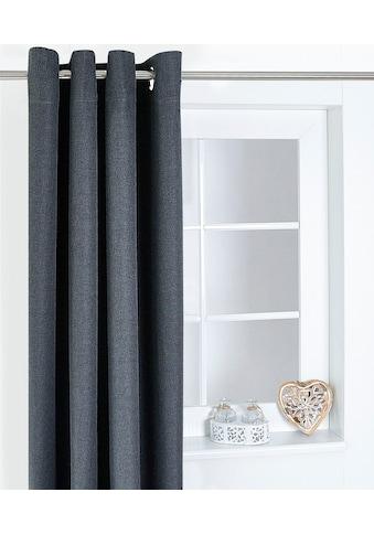 Vorhang, »Dimout«, Kutti, Ösen 1 Stück kaufen