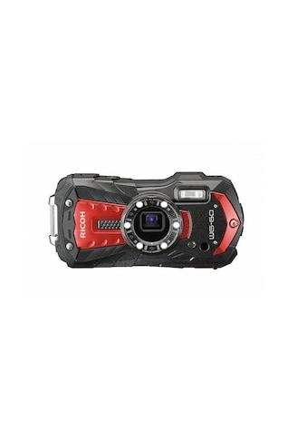 Ricoh Kompaktkamera »Fotokamera WG-60 Rot« kaufen