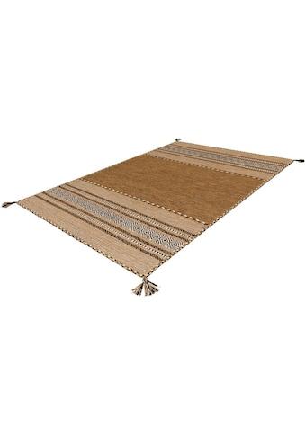 Teppich, »Navarro«, Arte Espina, rechteckig, Höhe 8 mm, handgewebt kaufen