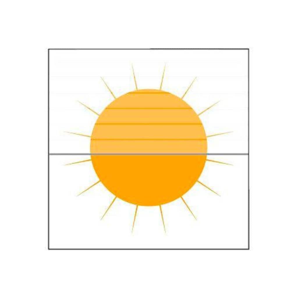 sunlines Plissee nach Mass »Young Style Transparenz«, Lichtschutz, mit Bohren, verspannt