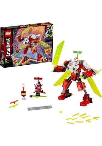 "LEGO® Konstruktionsspielsteine ""Kais Mech Jet (71707), LEGO® NINJAGO®"", Kunststoff, (217 - tlg.) kaufen"