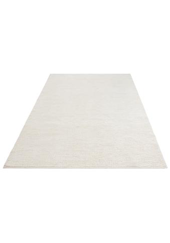 Teppich, »Thees«, Home affaire Collection, rechteckig, Höhe 9 mm, handgewebt kaufen