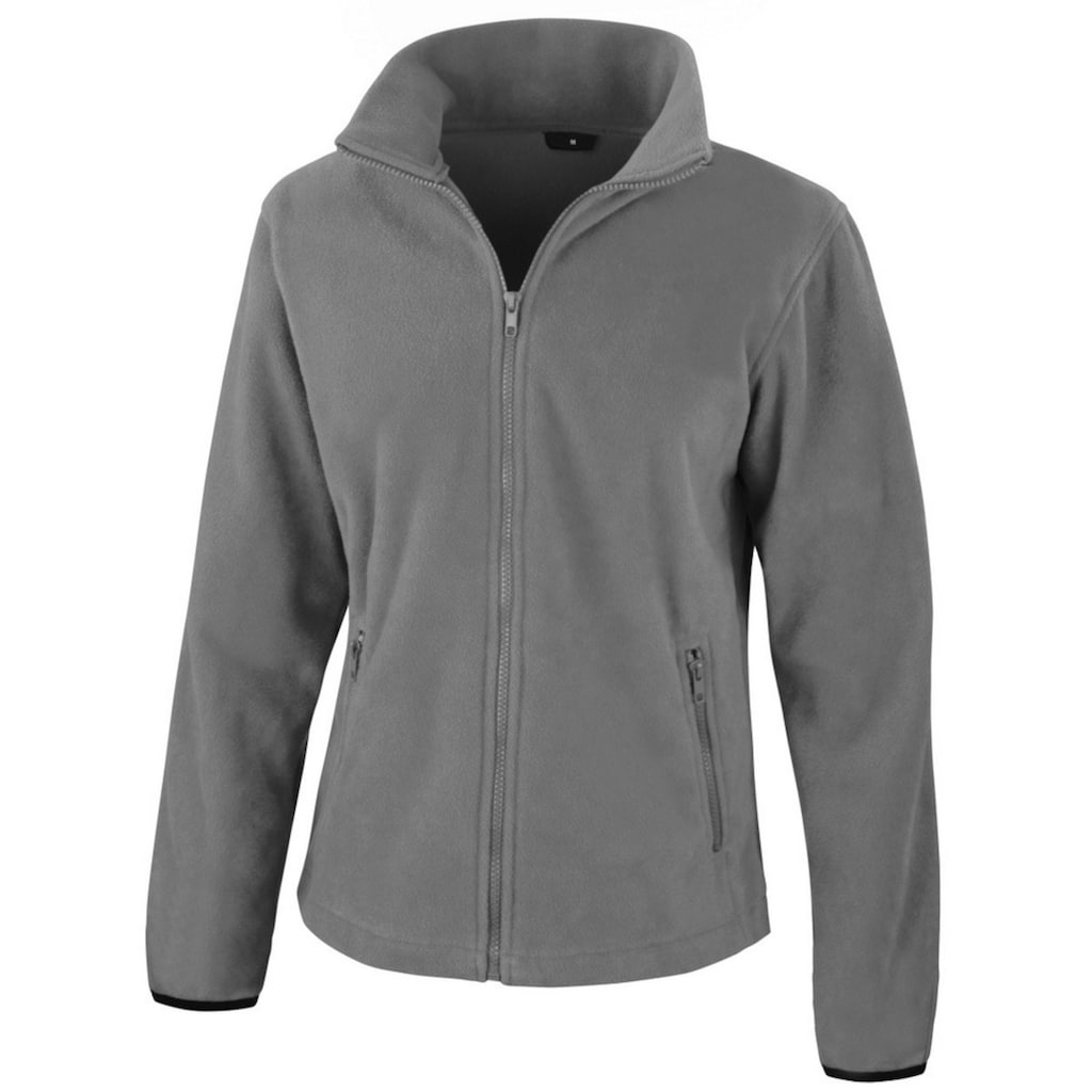 Result Fleecejacke »Damen Core Fashion Fit Fleece-Oberteil /«