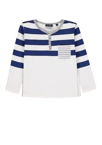 Marc O'Polo Junior Langarmshirt »Henley« kaufen